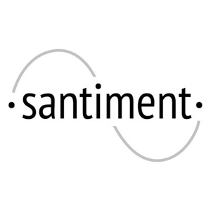 Balance of the SANtiment network token token.