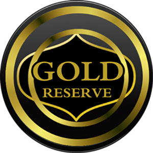 Balance of the GoldReserve token.